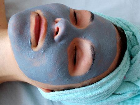 Целебные свойства голубой глины