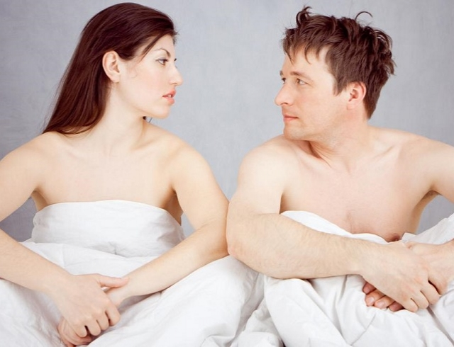 Угасло сексуальное влечение после рождения ребенка?