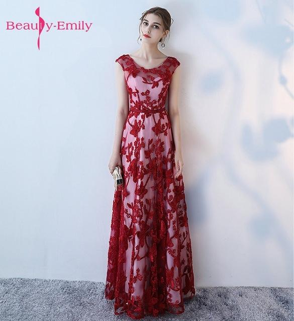 Вечерние платья - красота