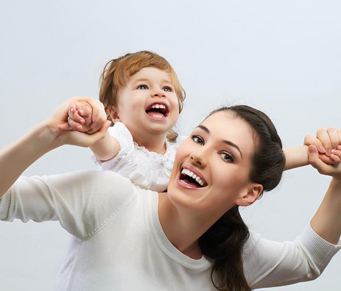 Восемь советов, которые помогут в воспитании детей