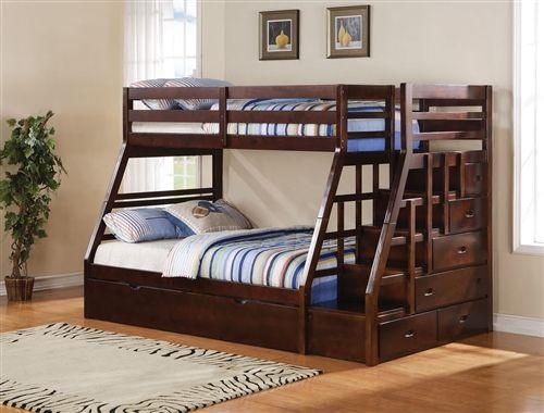 Выбираем двухъярусную кровать в детскую