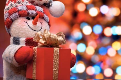 Выбор подарков к новогодним праздникам