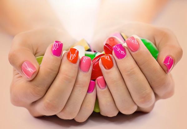 Забота о красоте рук и ногтей