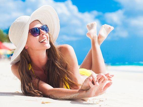 Защищайте кожу от вредного воздействия солнечных лучей