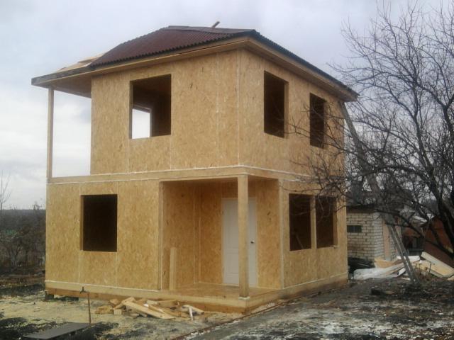 По результатам голосования СИП-панели были признаны лучшим материалом для строительства домов