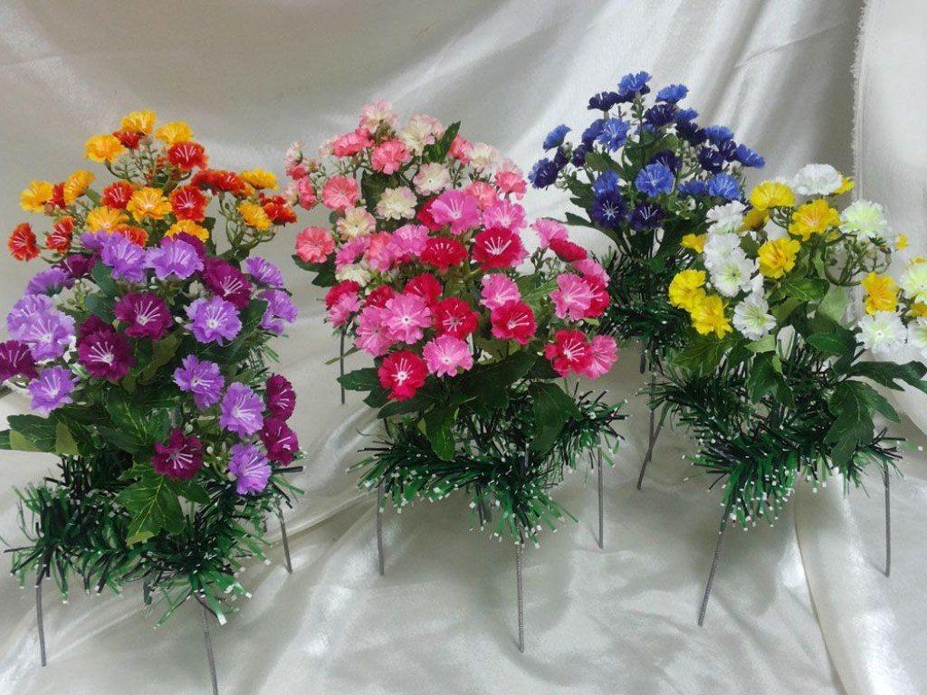 Когда стоит использовать искусственные цветы для декора