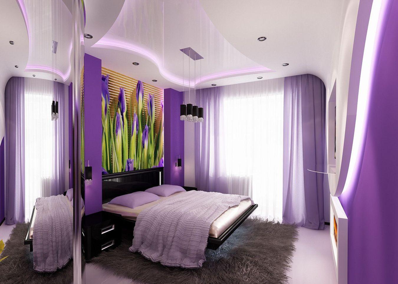 Как подобрать дизайн интерьера спальни