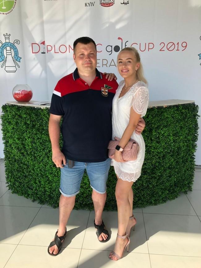 Александр Ягодка в рамках турнира «DIPLOMATIC GOLF CUP» встретился с дипломатами и обсудил развитие украинского бизнеса