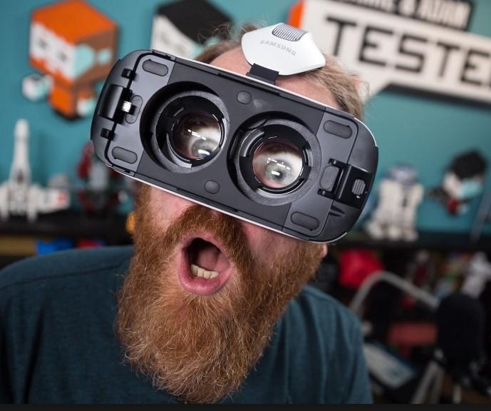 Виртуальная реальность - развлечение для всех