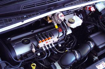 Установка ГБО позволяет экономить на топливе и продлевает срок службы двигателя