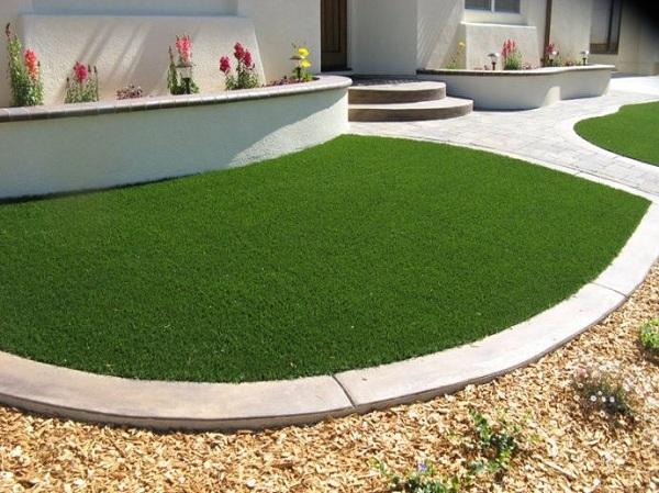 Искусственная трава – лучшее решение для оформления территорий