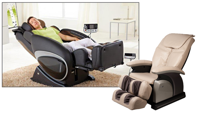 Массажное кресло - какое выбрать?