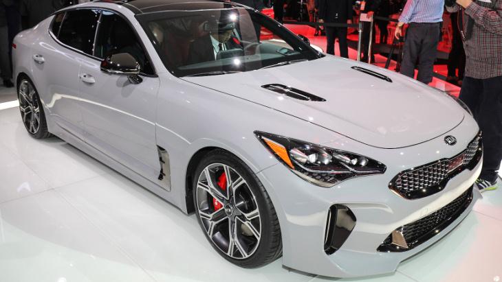 Kia Motors: модельный ряд и особенности марки
