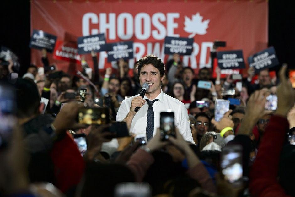 Канада: Джастин Трюдо снова станет премьер-министром, его партия победила на парламентских выборах
