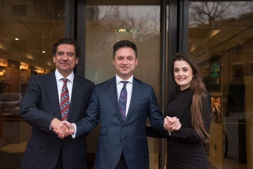 Europe Business Assembly открыла Мальтийский культурный центр в Оксфорде