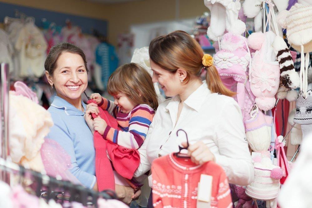 Выбор детской одежды - на что обратить внимание?