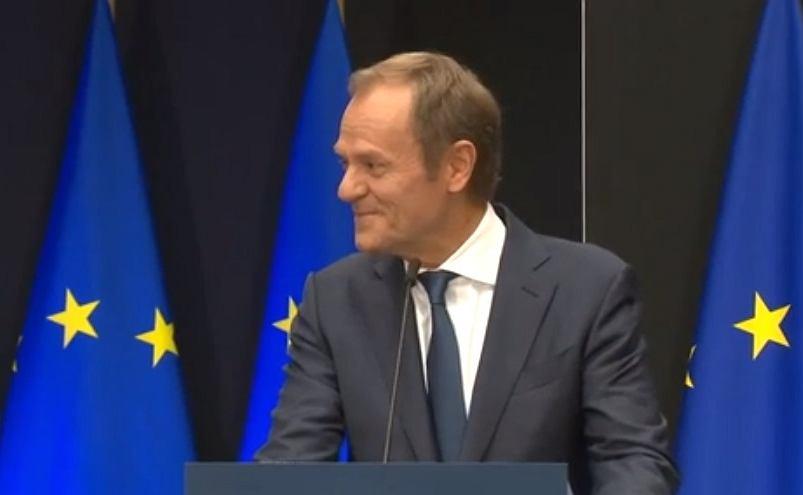 Спустя пять лет Туск прощается с Советом Европы