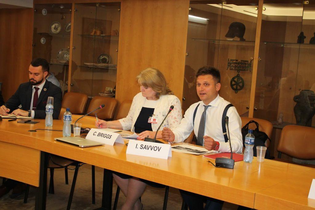 Директор Europe Business Assembly Иван Саввов рассказал об опасности фейковых новостей и борьбе с ними в медиапространстве