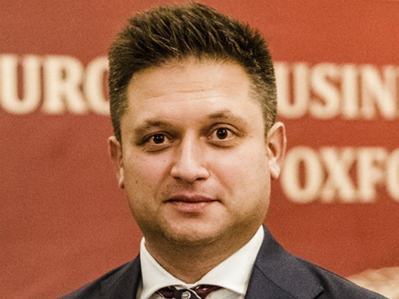 Директор Europe Business Assembly Иван Саввов презентовал Международный Саммит Лидеров в Оксфорде
