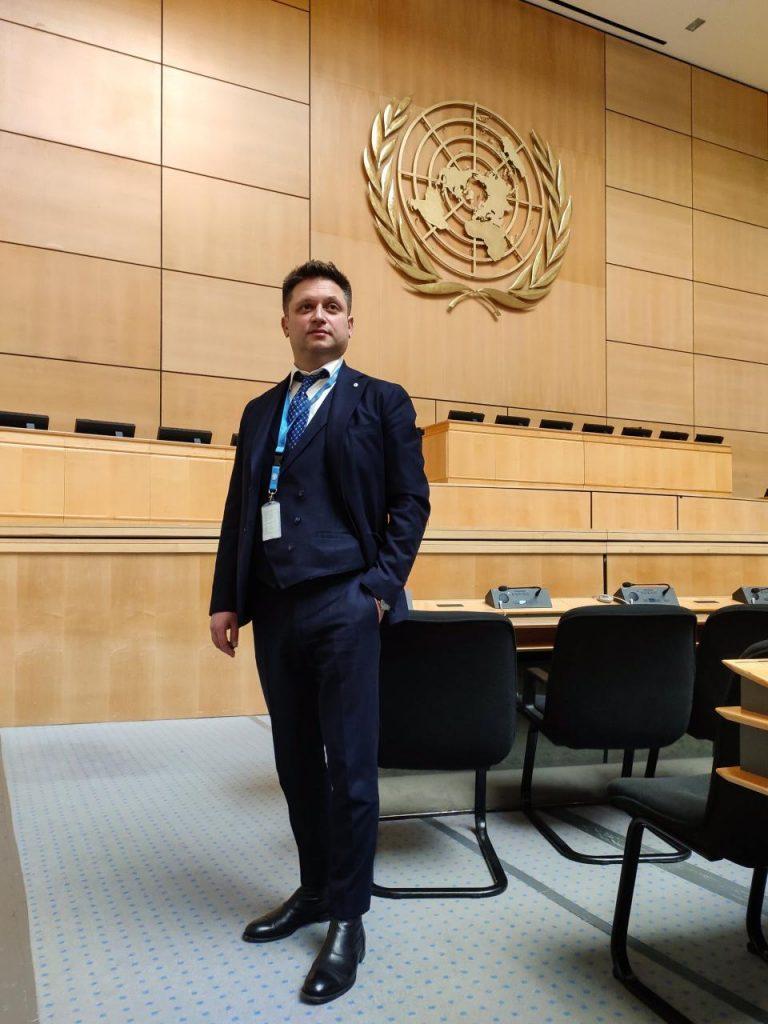 По инициативе Ивана Саввова в штаб-квартире ООН состоялось специальное мероприятие, посвященное фальшивым новостям