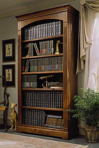 Книжные шкафы для каждого дома