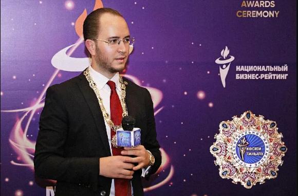 Евгений Абу-Зейд - лауреат 48-й церемонии Союза Национальных бизнес-рейтингов