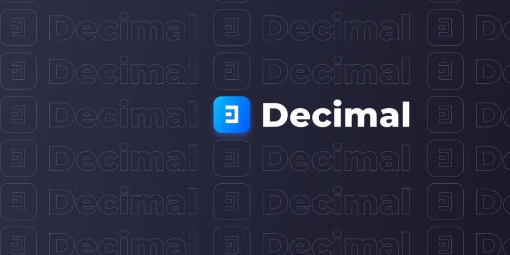 Decimal Blockchain - платформа для управления монетами.