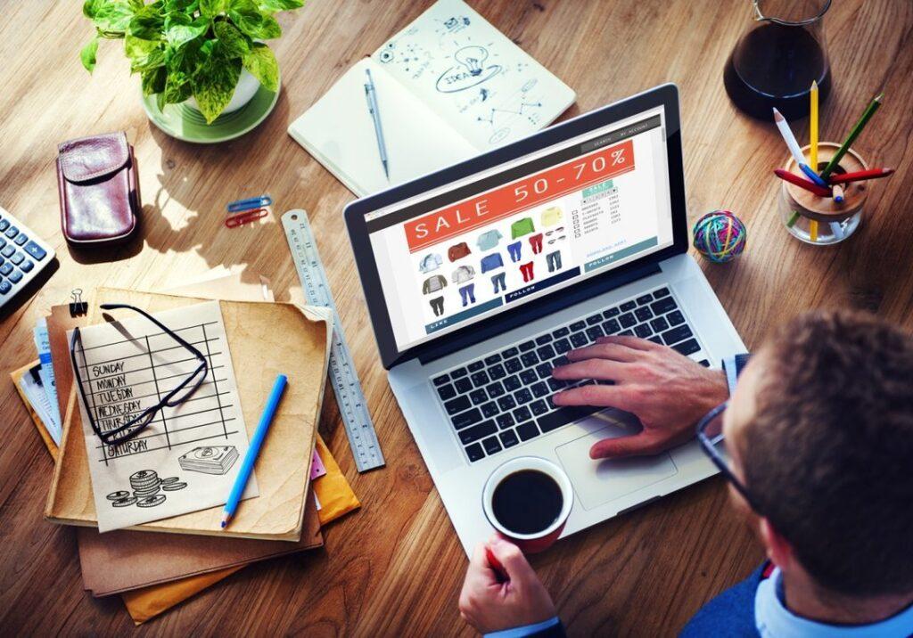 Заказать уникальный интернет-магазин у профессионалов