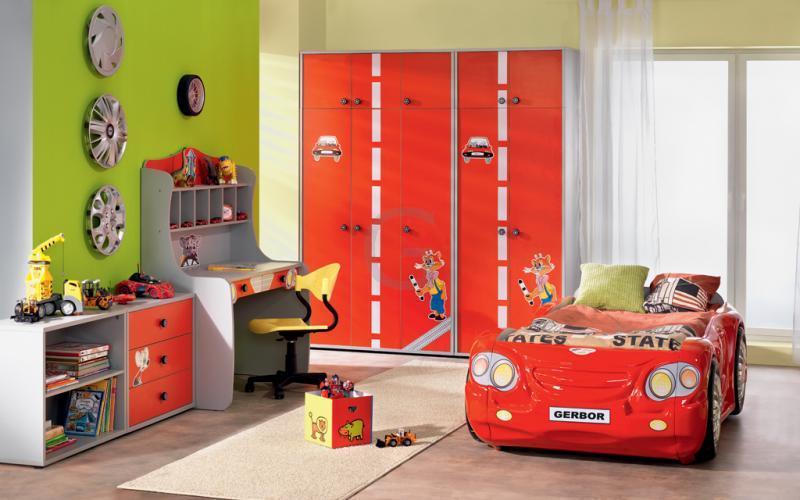 Выбирайте для детей лучшее: детская мебель из Америки