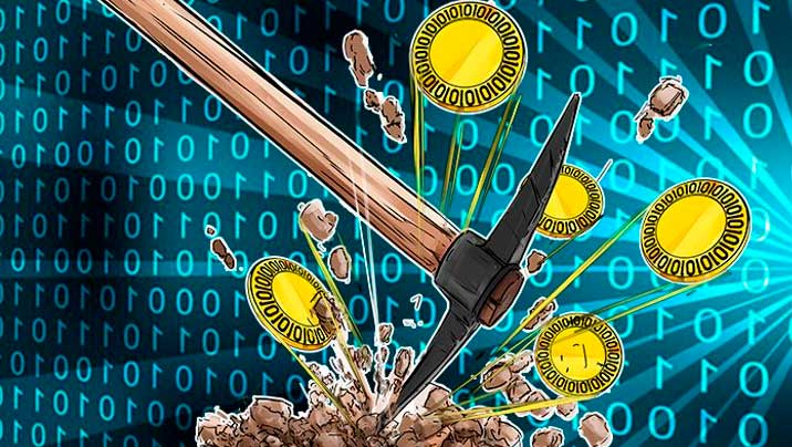 Сложность добычи биткоина растёт